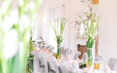 Dobre dekoracje sali weselnej w Świdnicy – gdzie się wybrać?