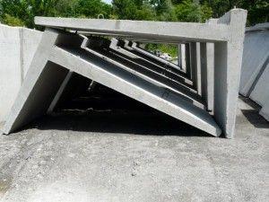 Świetne prefabrykaty betonowe – Ściany oporowe